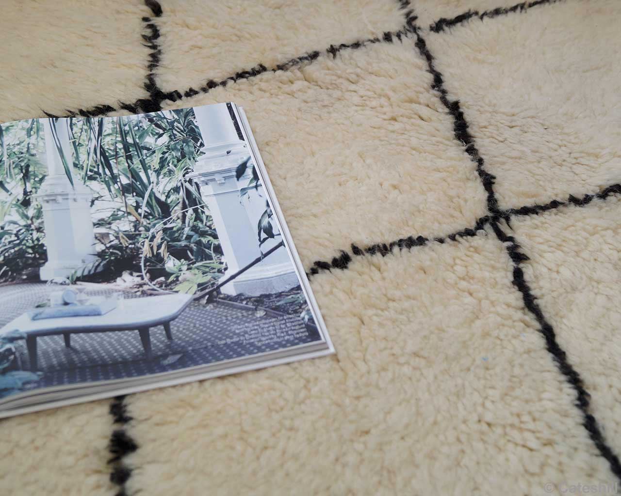 Design Inspiration Carpets Magazine Blog Wool Beni Ourain Carpets 2