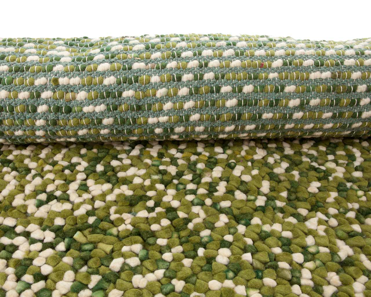 rolled up carpet indian handmade office