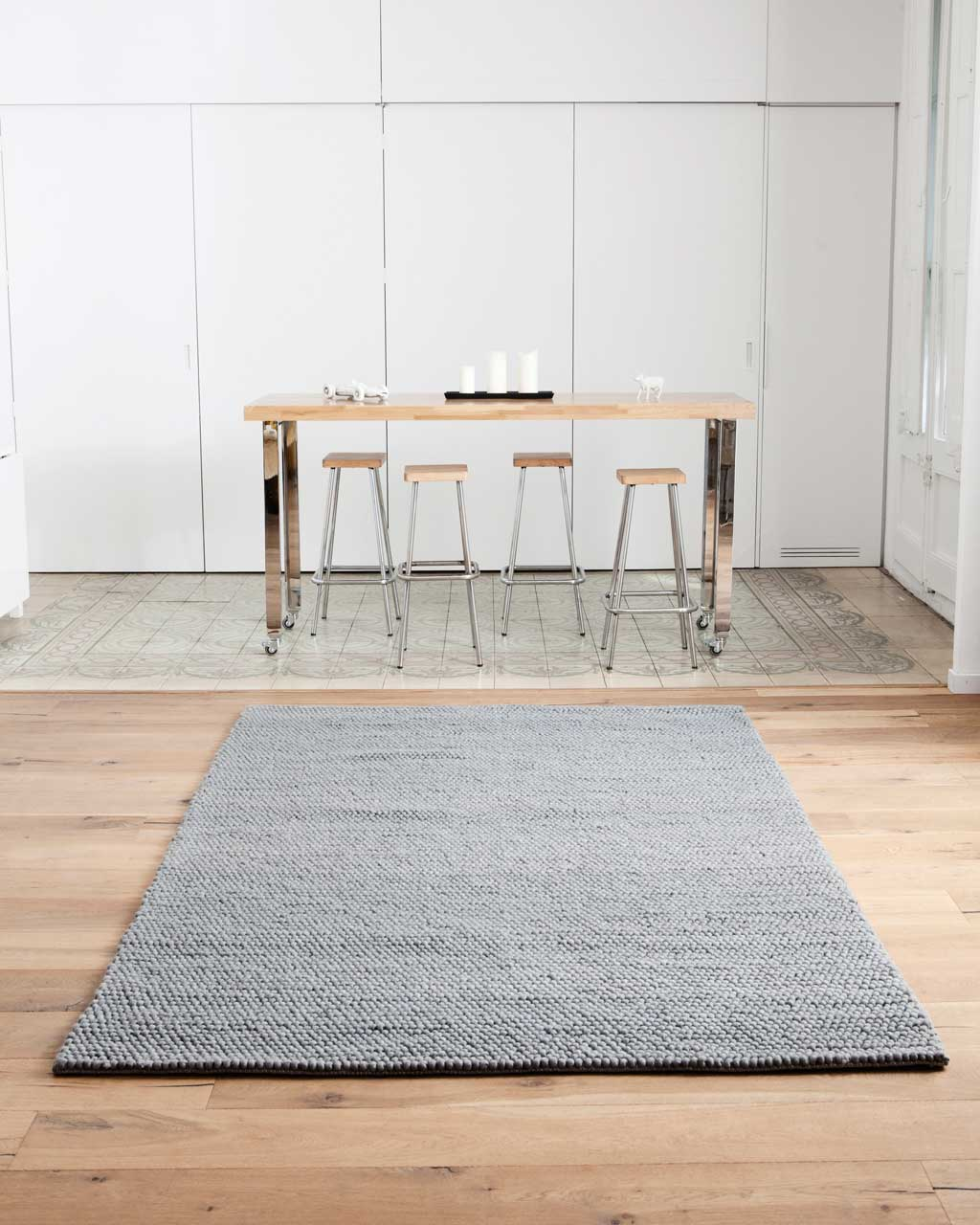 kitchen carpet designer grey